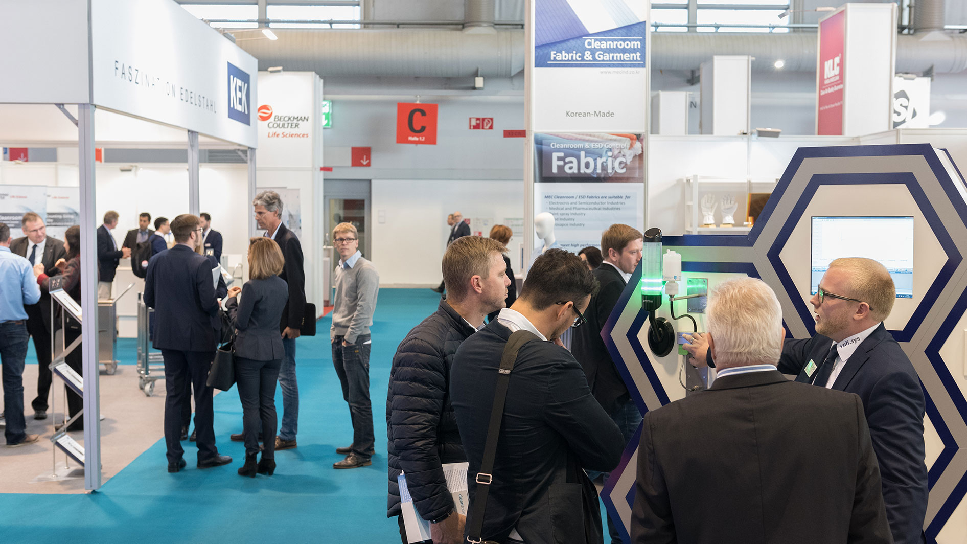 Cleanzone Information For Exhibitors Registered Electrical Worker And Trade 19 20112019 Frankfurt Am Main Tickets Registration