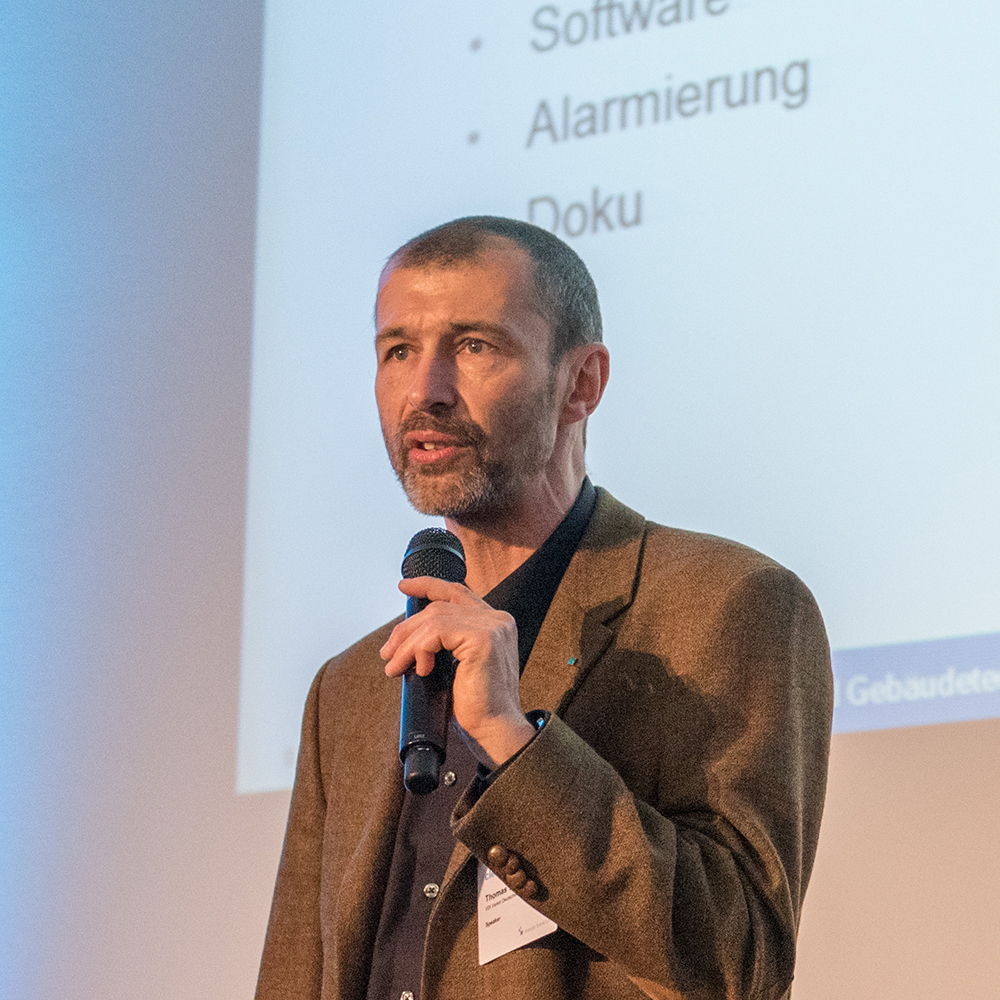 Thomas Wollstein, VDI